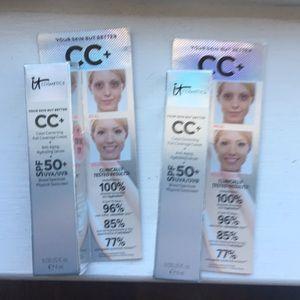 IT Cosmetics Concealing Correcting Cream